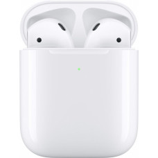 Наушники Apple AirPods 2 MV7N2RU/A  (в зарядном футляре)