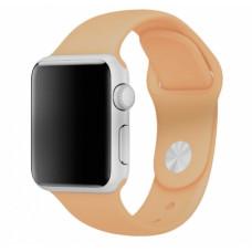Коричневый ремешок для Apple Watch 38/40 mm Sport Band