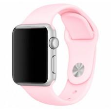 Ремешок цвета чайной розы для Apple Watch 38/40 mm Sport Band