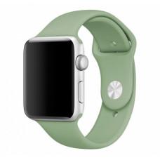 Зеленый ремешок для Apple Watch 38/40 mm Sport Band