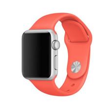Силиконовый ремешок для Apple Watch (коралловый)  38/40 мм.