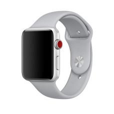 Силиконовый ремешок для Apple Watch (туман)  38/40 мм.