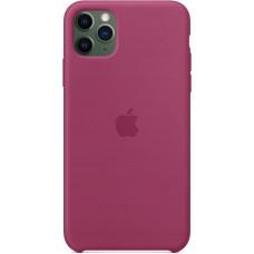 Чехол Apple для iPhone 11 Pro Max, «сочный гранат»