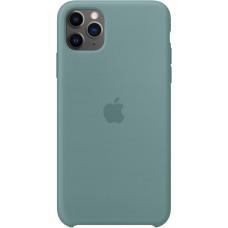Чехол Apple для iPhone 11 Pro Max, силикон, «дикий кактус»
