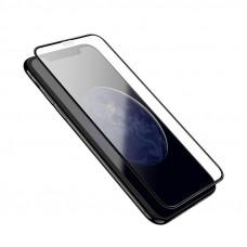 Закаленное стекло для iPhone X max / 11 Pro Max «Nano 3D A12»