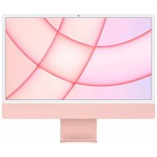 Моноблок 24\'\' Apple iMac with Retina 4.5K MGPM3RU/A M1 chip with 8-core CPU and 8-core GPU/8GB/256GB/WIFI/BT/pink