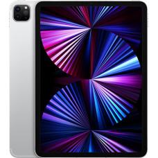 """Apple iPad Pro (2021) 11"""" Wi-Fi + Cellular 2 ТБ, серебристый EAC (MHWF3RU/A)"""