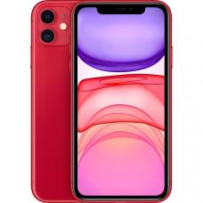 Смартфон Apple iPhone 11 128GB Red (красный) ЕАС (MWM32RU/A)