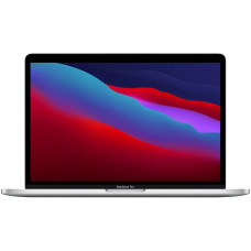 "Apple MacBook Pro Touch Bar 13"" (Late 2020) M1 / 16ГБ / 512ГБ SSD Серебристый Z11D0003D RUS"