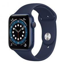 Часы Apple Watch Series 6 GPS 40мм (MG143RU/A) корпус из алюминия синий + ремешок синий